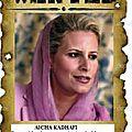 Aicha kadhafi s'est enfuit de son hopital, les forces omanaises à sa trousse