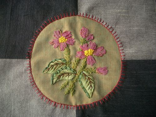 avril broderie + patch