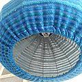 abat jour bleu laine (5)