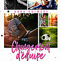 [CHRONIQUE] Grover beach team, tome 1 : Changement d'équipe et tome 2 : Ryan Hunter de Anna Katmore