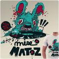 Mixomatoz (le lapin qui mixe ses doigts)