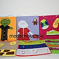 Cadres <b>Montessori</b>