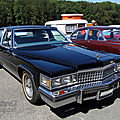 <b>Cadillac</b> Fleetwood Brougham 4door sedan-1978