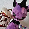Le costume d'<b>Halloween</b> de Bat'yline