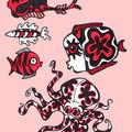 425. les petits pois sont rouges.