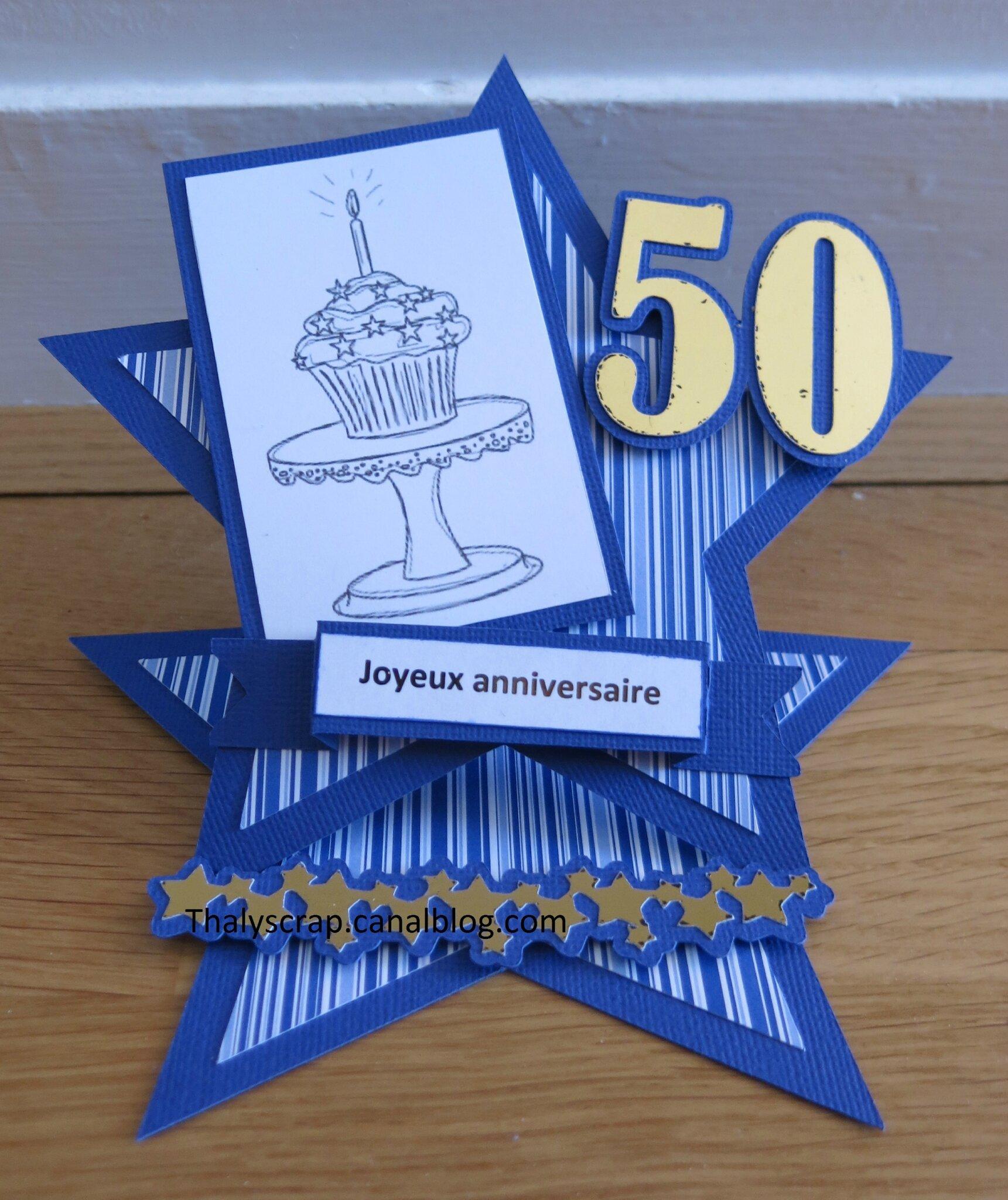 Etoile chevalet 50 ans - 02 b