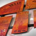 A.Panneaux décoratifs et Horloges 70 cm