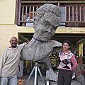 Sculpture Nelson