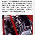 Programme zündapp 1972 /france