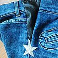 Tuto couture - diy - comment aggrandir un pantalon trop serré ?