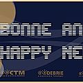 Happy new year of ctm store in france