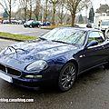 Maserati 4200 coupé cambiocorsa (Retrorencard fevrier 2014) 01