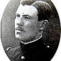 DUPUY de la GATONNIERE Charles (Issoudun) + 06/10/1914 Dancourt (<b>80</b>)