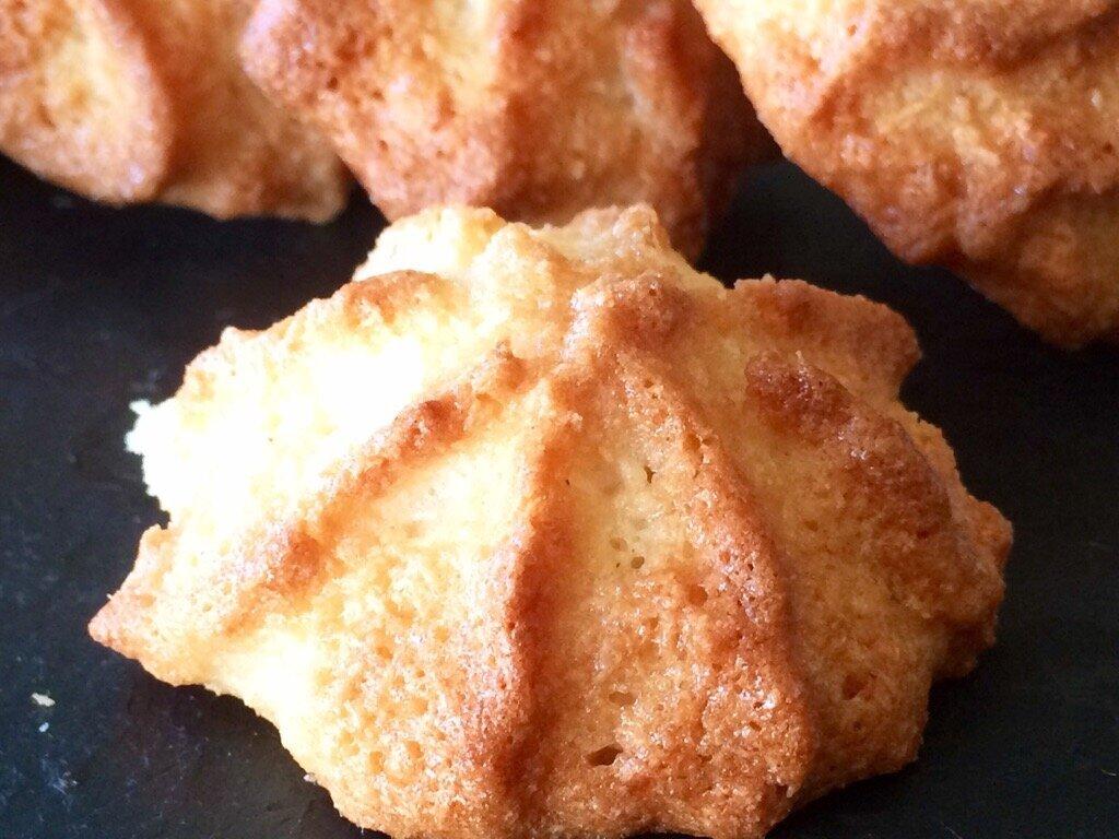 Rochers noix de coco moelleux 🌴 ( congolais)