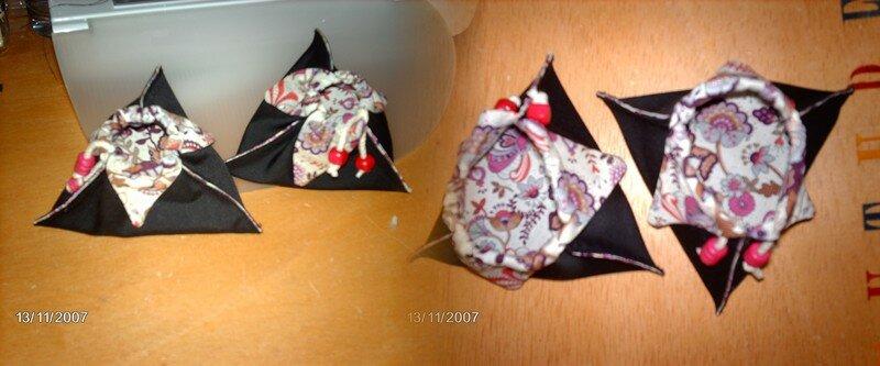 pochette pyramide 5 ans Juliette