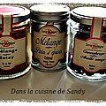 Gateau au miel et épices - nouveau partenaire terre exotique