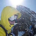Finsteraarhorn 31 mars 2012