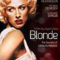 Film biopic - blonde