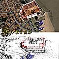 Fouras de la Charente depuis la domination Romaine jusqu'à l'An Mil- Les voies antiques. L'invasion normande