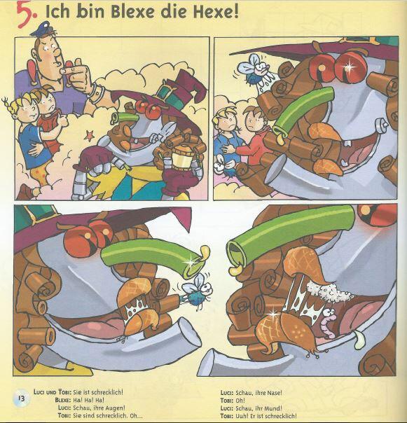 Geschichte Blexe 1