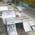 Travaux au skatepark de bercy #2