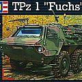 Fuchs (revell 1/72eme)