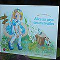 Mes contes kawaï nobi nobi : Alice au pays des merveilles