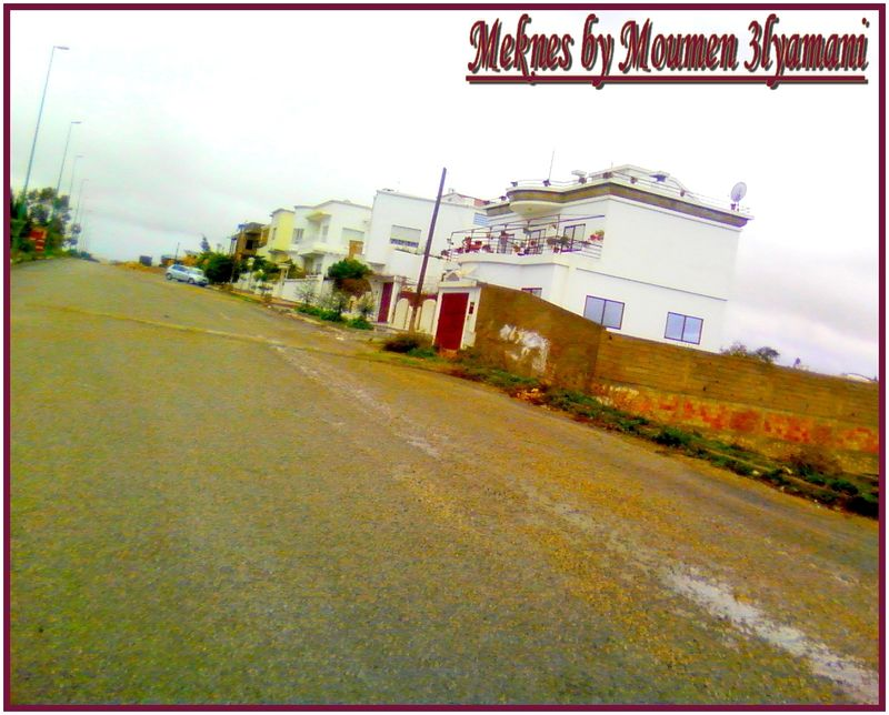 Les Hirondelles Meknes Novembre 2008