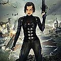 Resident Evil Retribution - <b>Paul</b> <b>W</b>. <b>S</b>. <b>Anderson</b>
