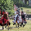 5 septembre 1104 : Le château de Thouars est incendié par les comtes d'Anjou