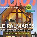 Parution revue bois octobre 2011
