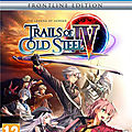 Test : <b>The</b> <b>Legend</b> of Heroes : Trails of Cold Steel IV