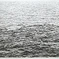 <b>Vija</b> <b>Celmins</b>, Drypoint—Ocean Surface (Between First and Second State), 1985