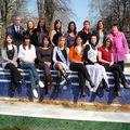 Les candidates à l'élection de Miss <b>Aix</b> les <b>Bains</b> 2010