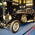 <b>BUGATTI</b> Royale type 41 limousine Park-Ward 1933