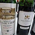 Bordeaux : Primeurs 2019 : Laboratoire Rolland : appellations Margaux, <b>Pauillac</b>, Pessac-Léognan