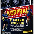 2e tournoi international de massy