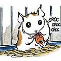 Pourquoi le hamster se terre-t-il ?