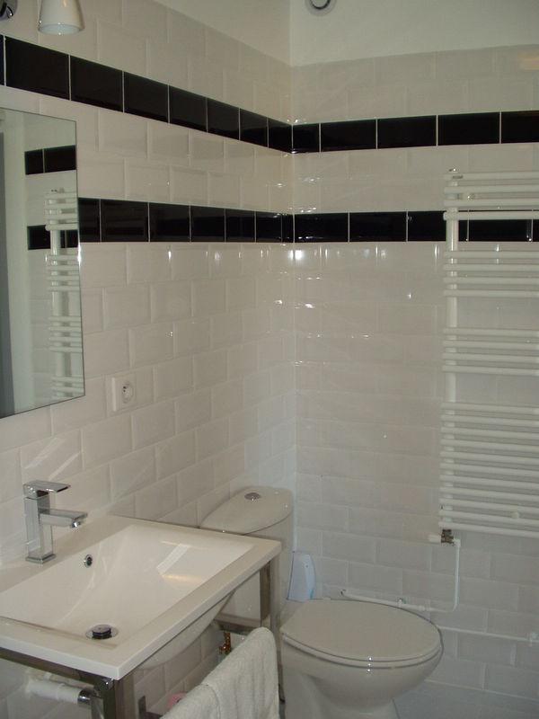Salle de bain chambre grise 2