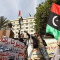 The war in libya: the egyptians have other tanks to fry