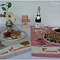 Torchons cuisine gourmande - Ensemble