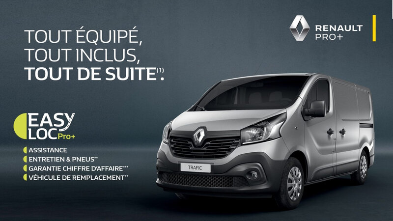 renault trafic easy