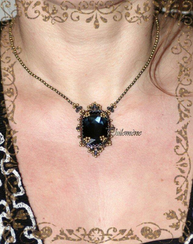 Duchesse Eléonore : le collier