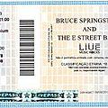 Bruce springsteen & the e-street band - mercredi 18 septembre 2013 - espaço das americas (são paulo)