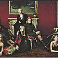 2001, Hollywood par Annie Leibovitz pour <b>Vanity</b> Fair