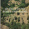 Au-delà d'une forêt ordinaire