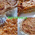{recette} tarte tomates-thon
