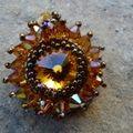 bague crystal burst 2