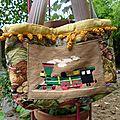 Mon sac <b>vintage</b> avec un <b>canevas</b>