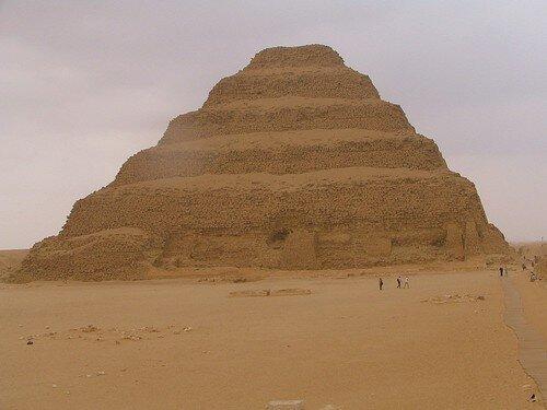 Biggest Pyramid in Sakkara